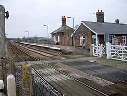 Buckenham railway station in 2009.jpg
