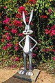 Bugs Bunny statue in Butterfly Park Bangladesh (01).jpg