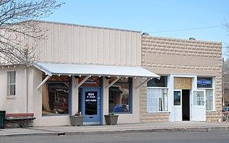National Register of Historic Places listings in Yavapai County, Arizona - Image: Building at 826 N. Main (Cottonwood, Arizona)