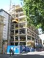 Building site on King Edward Street - geograph.org.uk - 886943.jpg