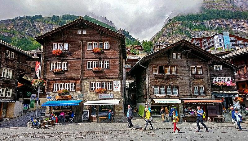 Швейцария стала направлением номер 1 в Европе для азиатских туристов