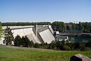 Bull Shoals Lake - Bull Shoals Dam
