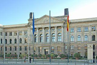 Vertretung der Gliedstaaten in der Bundesrepublik Deutschland