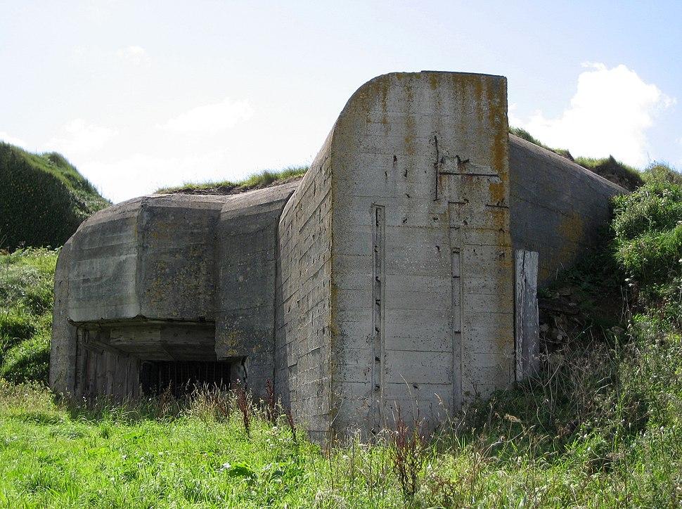 Bunker in Alderney