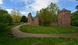 Burg Kerpen Illingen (2018 01)