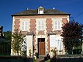 Bury (60), hameau de Mérard, ancienne mairie, rue Pasteur.jpg