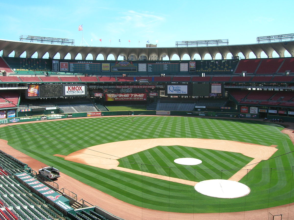Busch Memorial Stadium - Wikipedia