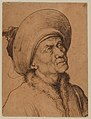 Bust of a Man in a Hat Gazing Upward MET DP-13665-075.jpg