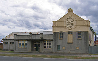 Yarram, Victoria - The historic South Gippsland Creamery and Butter Factory