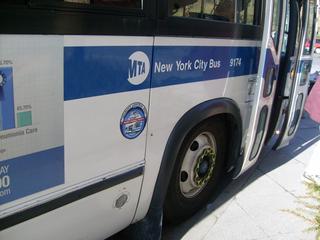 Bus depots of MTA Regional Bus Operations