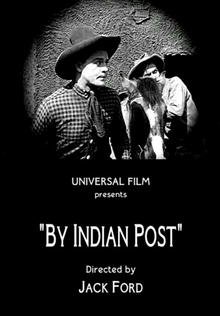 Image result for BY INDIAN POST 1919 american western movie