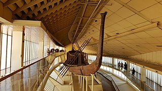 Ancient Egyptian solar ships Ancient Egyptian buried ships