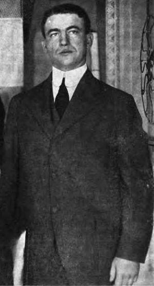 Byron McCandless - Byron McCandless in 1915