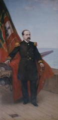 Portrait of Candido dos Reis