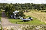 Cīravas lidlauks - vecais MIG.jpg