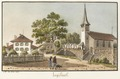 CH-NB - Jegenstorf, Pfarrhaus und Kirche - Collection Gugelmann - GS-GUGE-WEIBEL-D-58b.tif