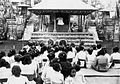 COLLECTIE TROPENMUSEUM Ceremonie in de Pura Dalem Singaradja TMnr 60017235.jpg