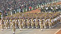 CRPF marching contingent passes through the Rajpath during the 63rd Republic Day Parade-2012, in New Delhi on January 26, 2012.jpg
