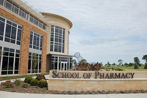 Mequon, Wisconsin - Concordia University of Wisconsin's School of Pharmacy, in Mequon.