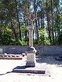 Cabanac-et-Villagrains Croix de cimetière.jpg