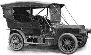 Cadillac Model D - Model D 1905