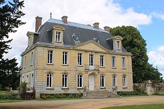 Cairon Commune in Normandy, France