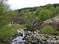 Calmer part of the river above Killichonan - geograph.org.uk - 815240.jpg