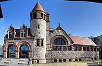 Cambridge Public Library - Cambridge, MA - panorama.jpg
