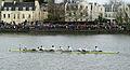 Cambridge VIII after finish – Boat Race 2008.jpg