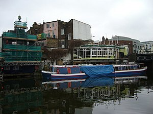 InSpiral Lounge - The inSpiral Lounge and Walkers Quay in Camden Lock