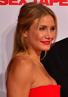 Cameron Diaz American actress