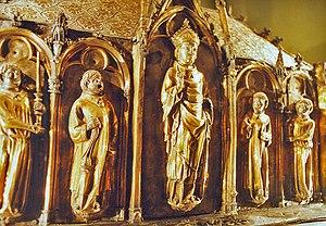 Palladius of Embrun - Reliquary of Saint Palladius (Arqueta de Sant Patllari).