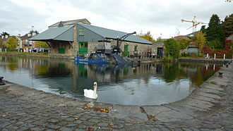Naas - Canal Harbour, Basin Street