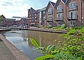 Canalside apartments - geograph.org.uk - 1332660.jpg