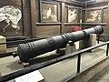 Cannon of Ferdinand Verbiest in Hakozaki Shrine.jpg