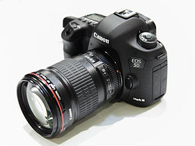image illustrative de l'article Canon EOS 5D Mark III