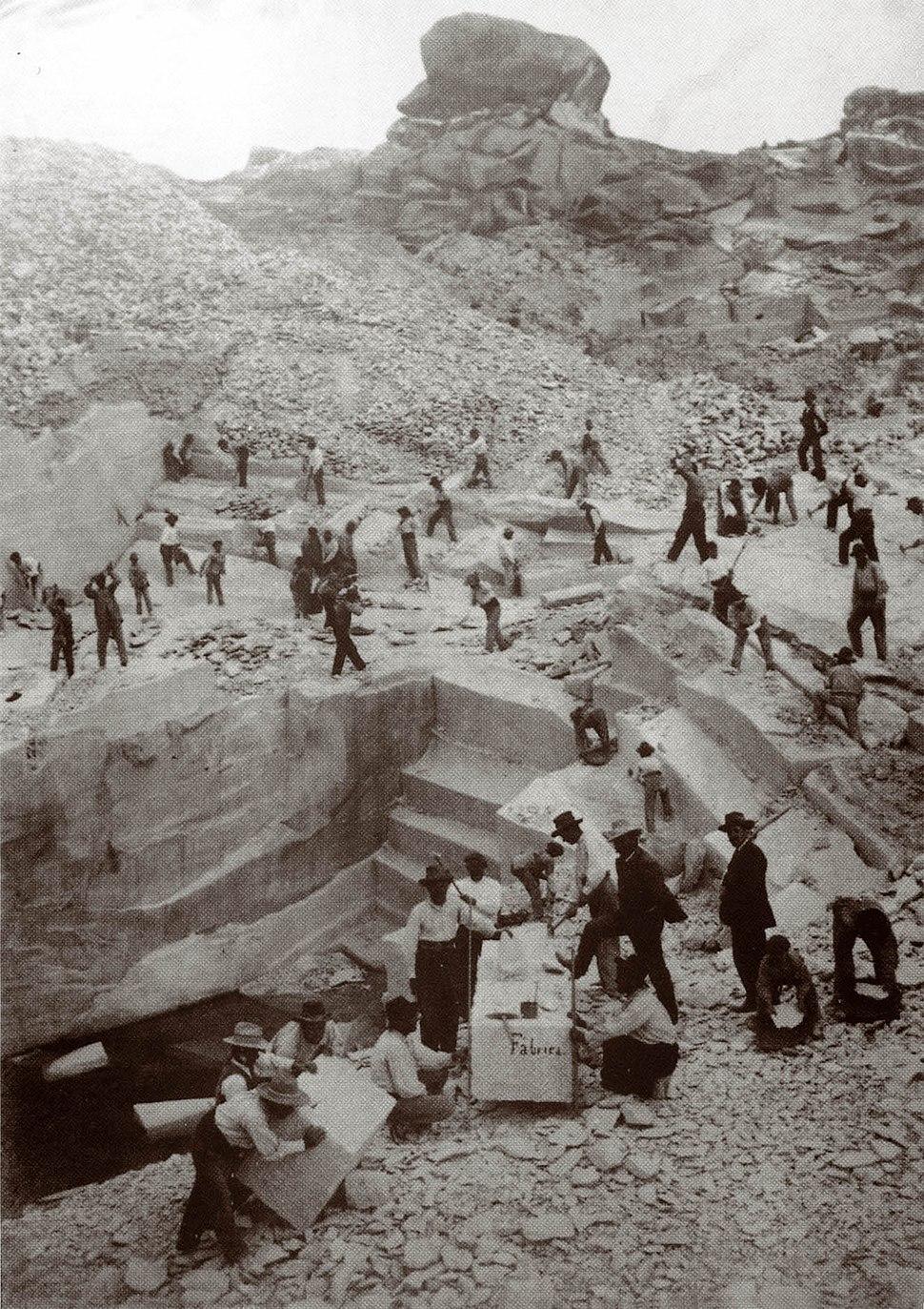 Canteras Bateig 1905