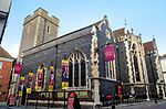 Canterbury - Church of St Margaret.jpg