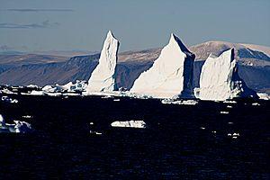 Cape York (Greenland) - Image: Cape York Greenland