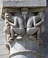 Capitello particolare della Torre di Pisa - panoramio.jpg