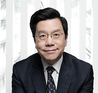 Kai-Fu Lee Taiwanese businessman