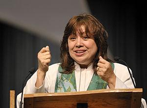 Minerva G. Carcaño - Image: Carcaño at GC 2008