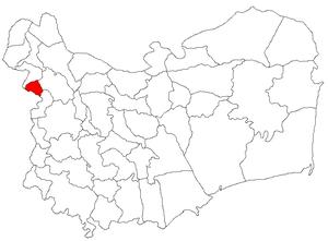 Carcaliu - Image: Carcaliu jud Tulcea