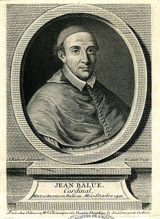 Jean Balue - Image: Cardinal Jean Balue