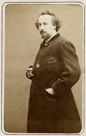 Étienne Carjat - Self-portrait, c. 1865