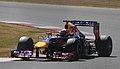 Carlos Sainz, Jr. Red Bull Racing 2013 Silverstone F1 Test 001.jpg