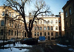 Caroline Institute (formerly) 2006 Stockholm.jpg