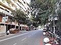 Carrer de Mallorca a l'altura del carrer Viladomat 20180725 183413.jpg