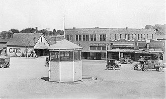 Carrollton, Texas - Carrollton (ca. 1910-1930)