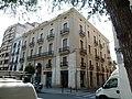 Casa Sala, o Casa Juan Miret Terrada, Club Gimnàstic, Farines Cornelio-1.JPG